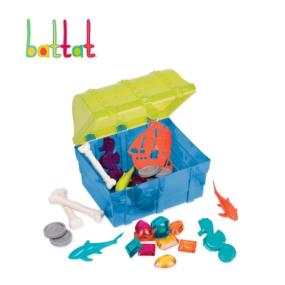 Battat 派瑞海盜寶箱