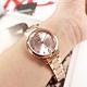 MIRRO 米羅 / 典雅精緻 藍寶石水晶玻璃 不鏽鋼手錶-粉x鍍玫瑰金/32mm product thumbnail 1