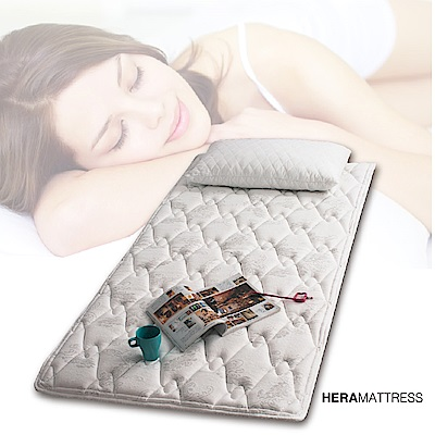 HERA (記憶膠)一郎日式睡眠品質 輕鬆睡舒眠薄墊 單人3.5尺