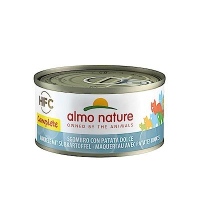 義士大廚豐味鮮燉主食罐-鯖魚紅薯70g(24罐)