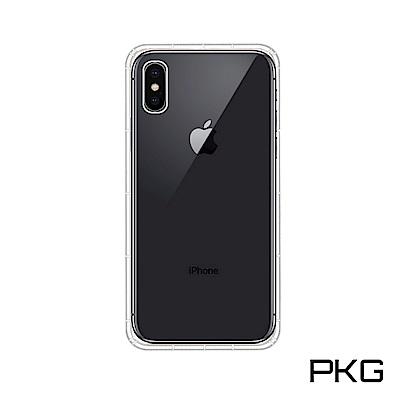 PKG Apple iPhone Xs Max 超透360空壓氣墊