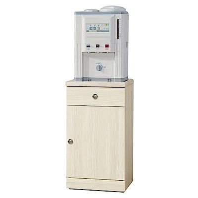 綠活居 波達時尚1.5尺仿石面木紋餐櫃/收納櫃-44.8x43x82cm-免組
