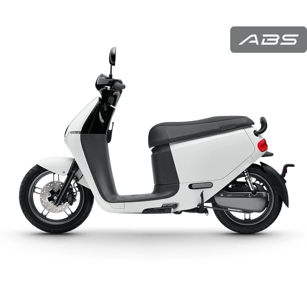 Gogoro 2 Plus ABS MY21 - 白(GB6CJ)