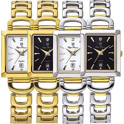 Olym Pianus 奧柏表 簡約風情時尚淑女腕錶