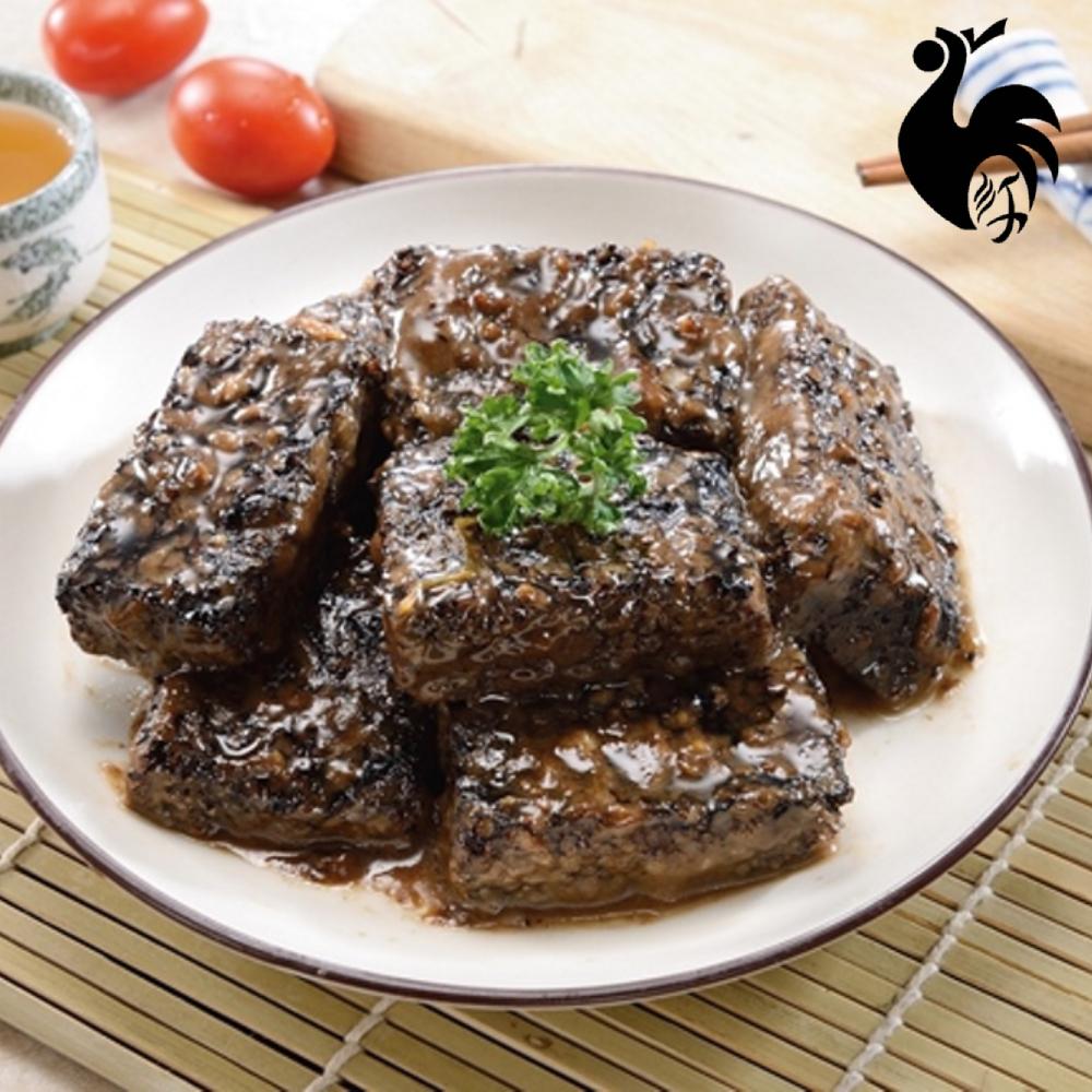 任選_江家 醬燒米血(200g)