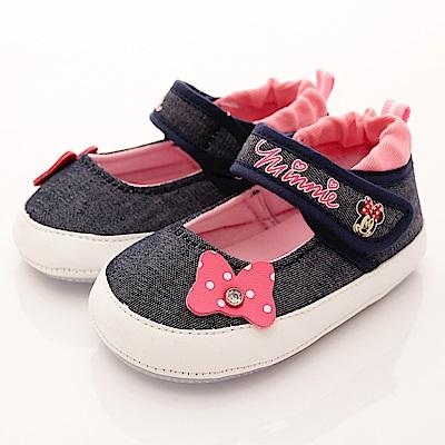 迪士尼童鞋 米妮娃娃鞋款 ON17210深藍(小童段)