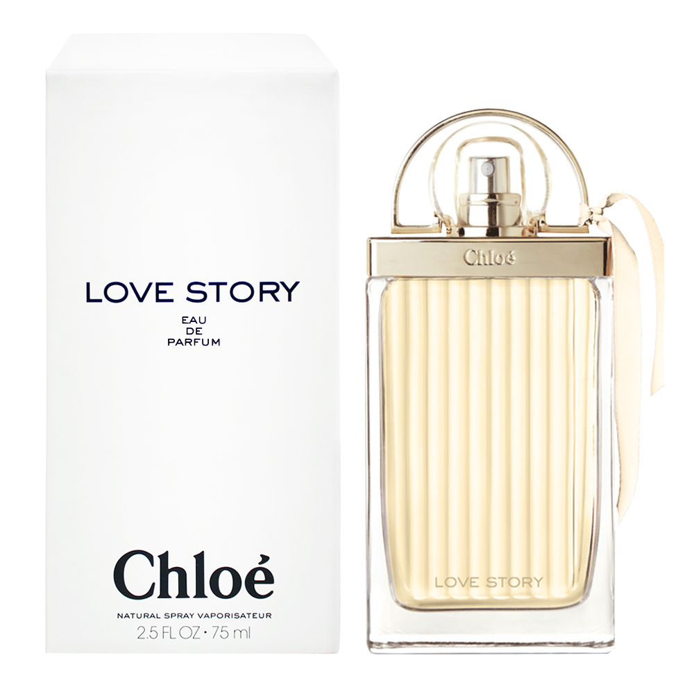 Chloe Love Story愛情故事女性淡香精75ml-Tester product image 1