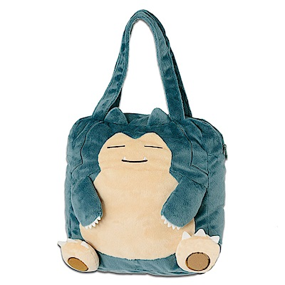【BANPRESTO】代理版 精靈寶可夢 神奇寶貝 卡比獸 手提袋