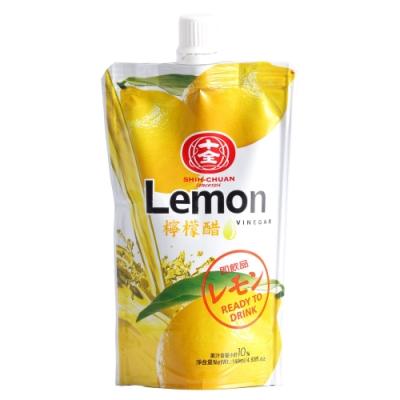 十全 檸檬醋飲料組(140mlx6袋)