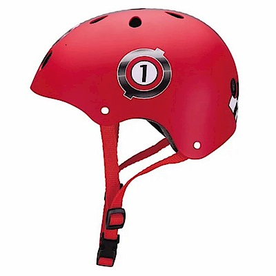 GLOBBER 哥輪步 安全帽 (賽車紅)