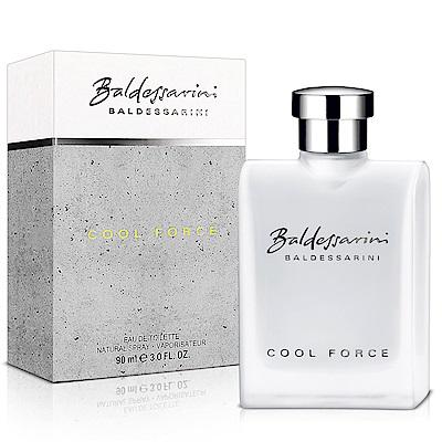Baldessarini 巴爾德賽里尼 冷酷男性淡香水90ml-送品牌沐浴精