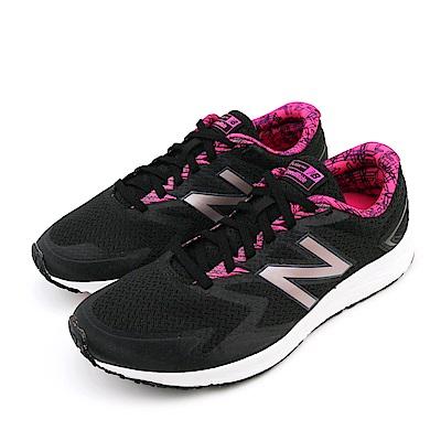 NEW BALANCE-女慢跑鞋WFLSHLB 2 -B-黑