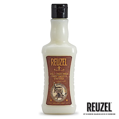 REUZEL Daily Conditioner日常舒緩保濕髮乳350ml
