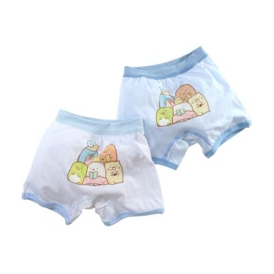 魔法Baby男童內褲(4件一組) 台灣製角落小夥伴正版純棉四角內褲 k51520
