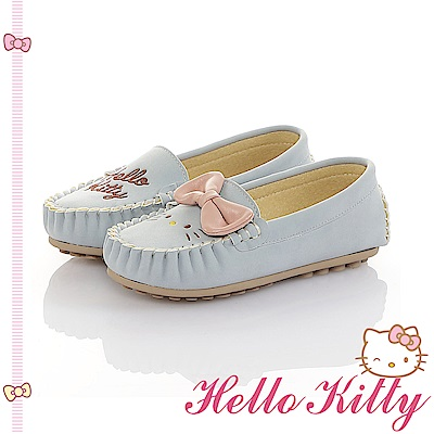 HelloKitty 親子手工鞋-不對稱輕量休閒童鞋-水