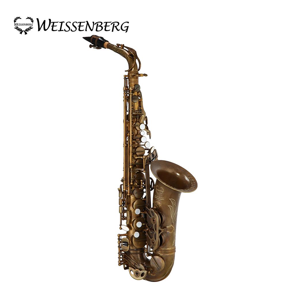 [無卡分期-12期] Weissenberg A-900NL Alto 中音薩克斯風