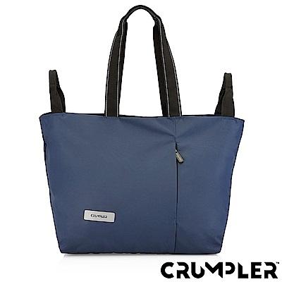 Crumpler 小野人 BIG BREAKFAST 班尼 托特包(L) 淺藍