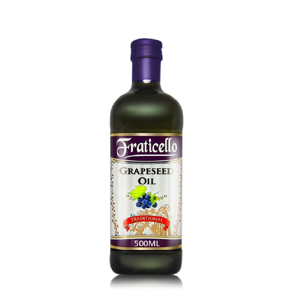 義大利帆聖西歐 葡萄籽油(500ml)