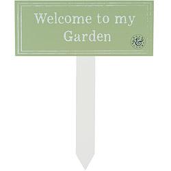 CreativeTops Bulb木質插牌(花園)