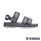 K-SWISS Delfina休閒涼鞋-男女-灰