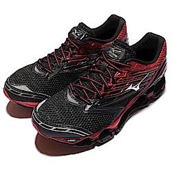 Mizuno 慢跑鞋 Wave Prophecy 5 男鞋