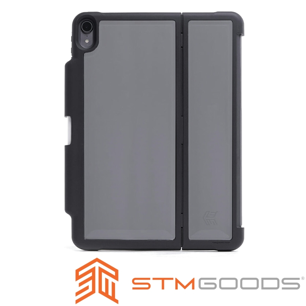 澳洲STM Dux Shell for Folio iPadPro12.9吋專用防摔殼-黑