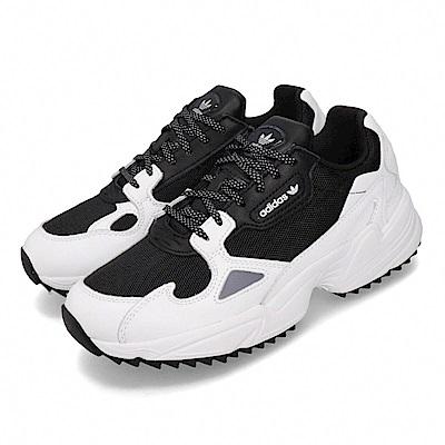 adidas 休閒鞋 Falcon Trail 老爹鞋 女鞋