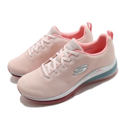 Skechers 休閒鞋 Skech-Air Element 2 女鞋 氣墊 避震 緩衝 支撐 耐磨 粉 白 149406LTPK