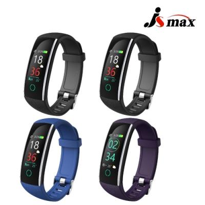 JSmax SC-C30 智慧多功能健康管理運動手環(4入)