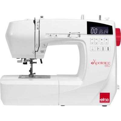 瑞士 elna 電腦縫紉機 eXperience 550