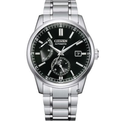 CITIZEN星辰 Mechanical 紳士商務機械腕錶(NB3001-53E)-40.5mm