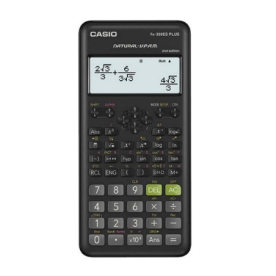 CASIO 12位元標準型計算機第二代(FX-350ESPLUS-2)