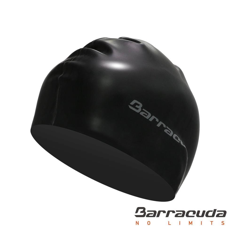 巴洛酷達 成人矽膠泳帽 Barracuda Flat Silicone Cap