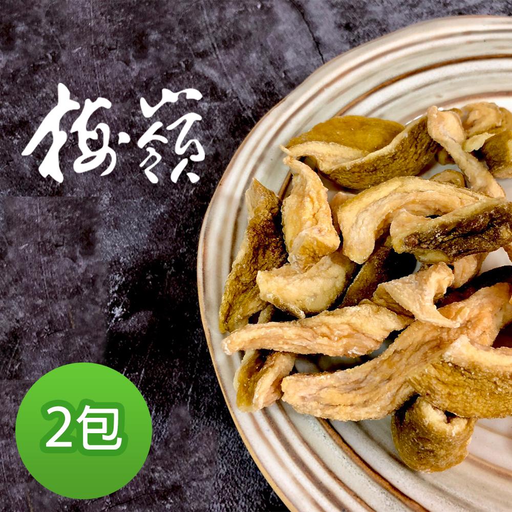 梅嶺 原果味留-芭樂乾(120gX2包)