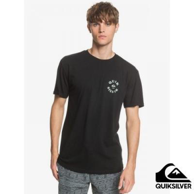 【QUIKSILVER】IRON LIGHTS MT0 T恤 黑色