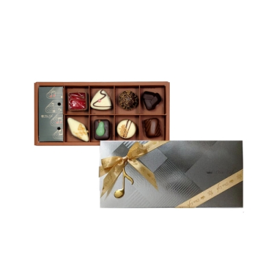 Diva Life 生日音樂巧克力禮盒(夾心巧克力8入)