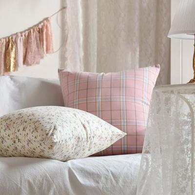 完美主義 活潑風格45x45純棉靠枕套/韓國製/枕套/枕頭套/抱枕套(2色)