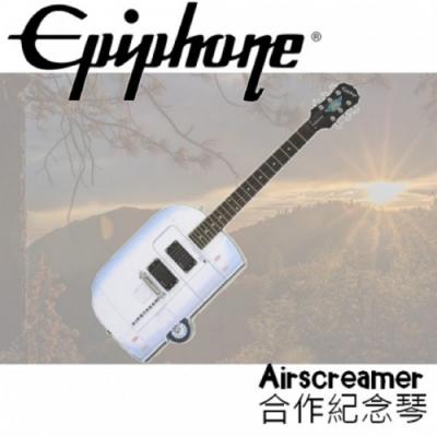 Epiphone Airscreamer 電吉他 /合作紀念琴/公司貨