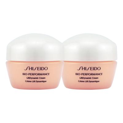 (即期品)SHISEIDO資生堂 百優全緊緻立體乳霜10ml*2(效期至2021年05月)