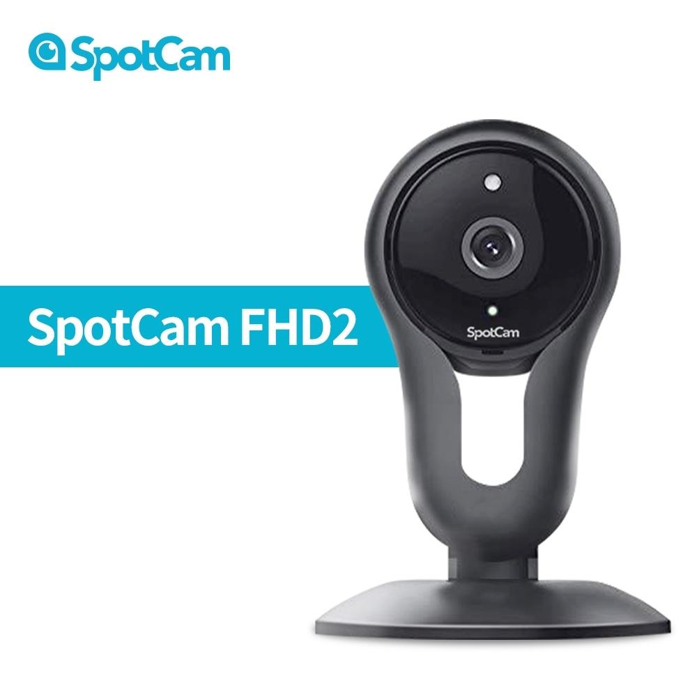 SpotCam FHD2 FHD 1080P 廣角雲端網路攝影機 IP CAM