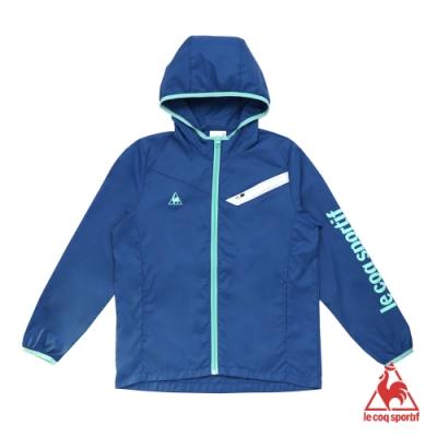 法國公雞牌防風外套 LOL6390136-女-寶藍