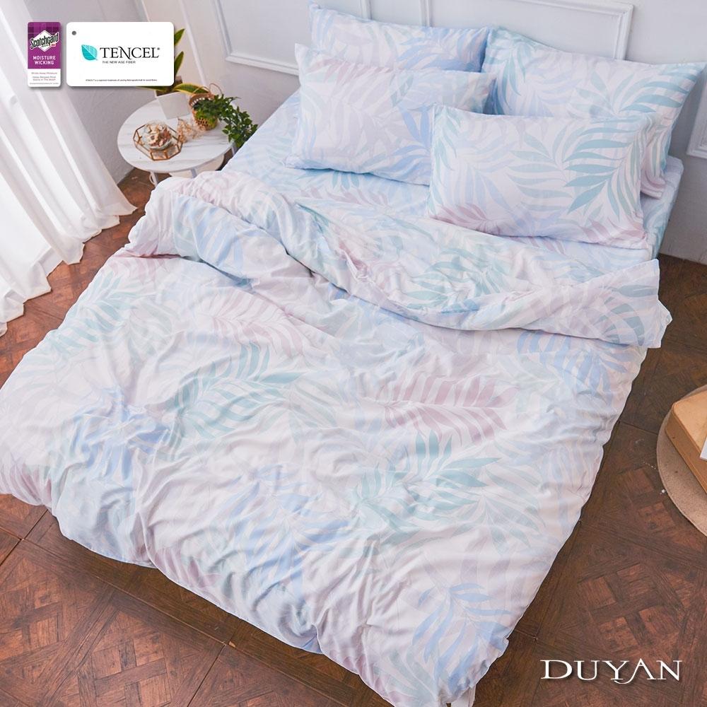 (均一價)DUYAN竹漾-3M吸濕排汗奧地利天絲-單/雙/大床包枕套組-多款任選 台灣製 (菲拉赫)
