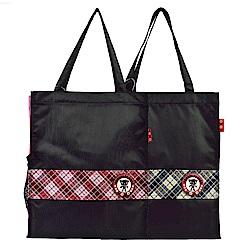 UnMe 1318格紋手提袋