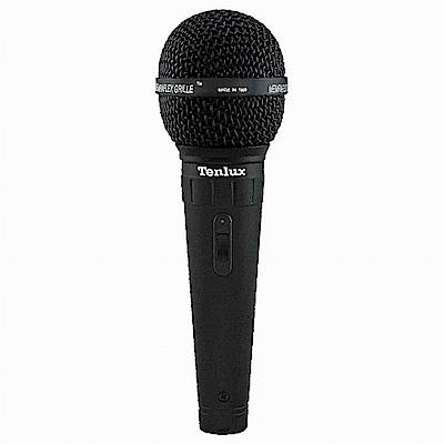 Tenlux動圈式有線麥克風DM-838送百元耳機