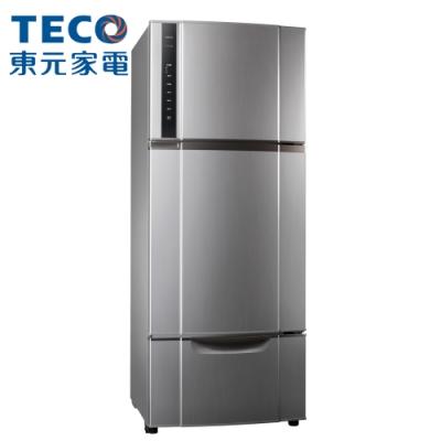TECO 東元 543公升 一級能效變頻三門冰箱(R5552VXLH)