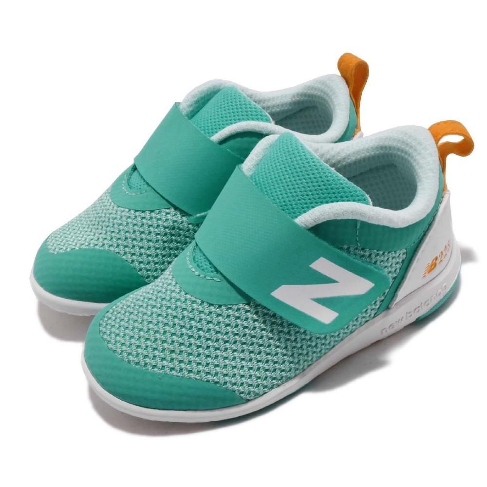 New Balance 慢跑鞋 IO223AQAW 寬楦 童鞋