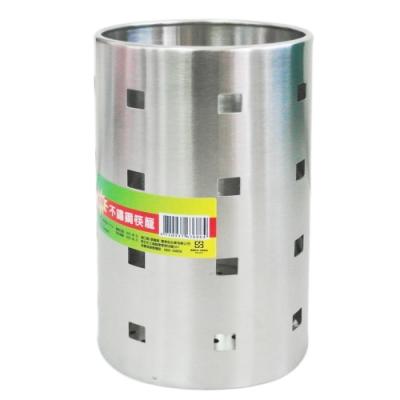 優得不鏽鋼筷籠17x10cm-2入組
