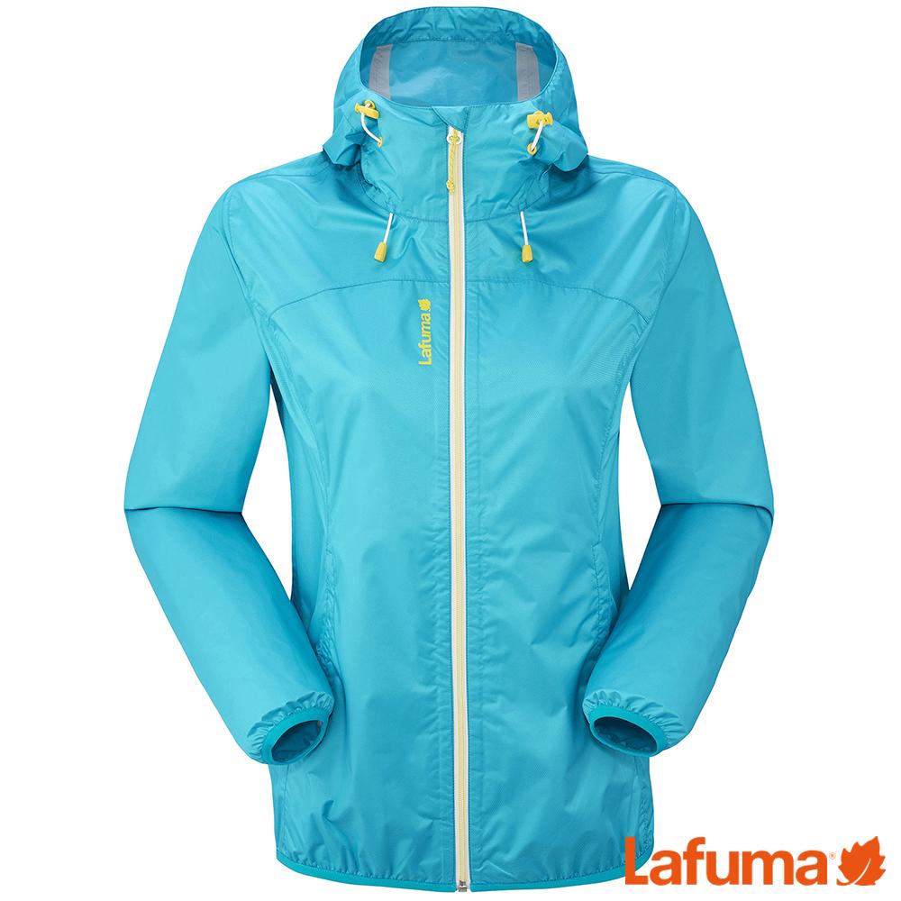 LAFUMA-女LIGHTCT 輕量防水外套-LFV113658410-藍