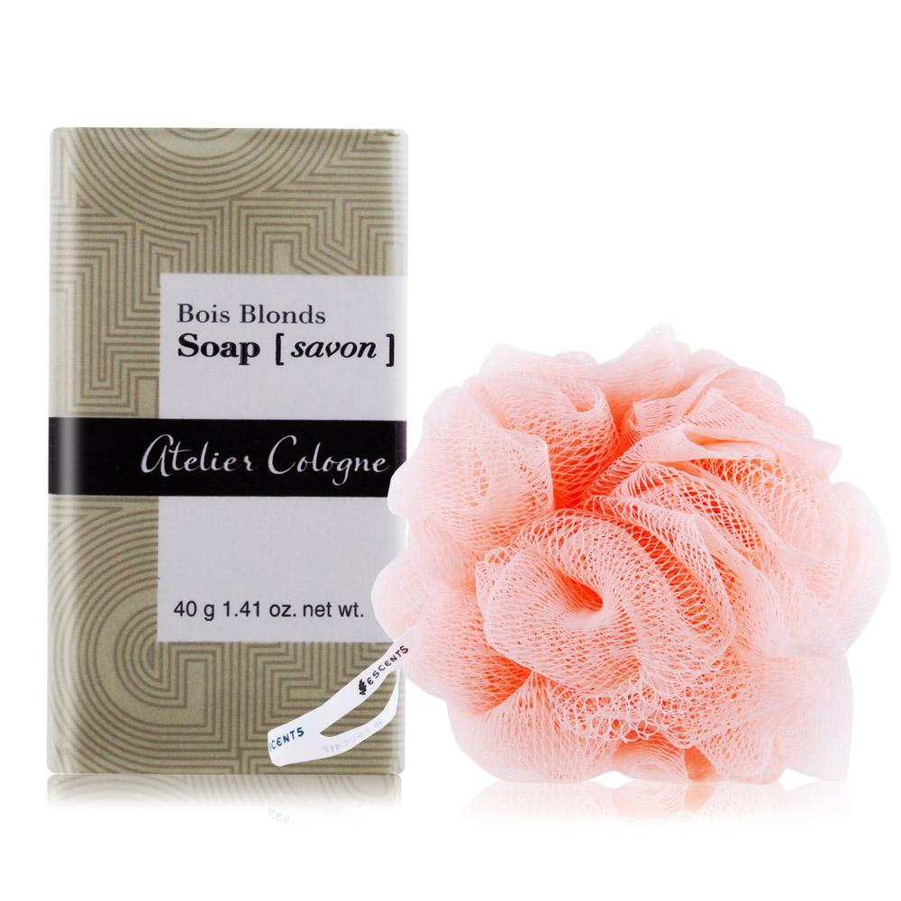 Atelier Cologne  Bois Blonds 流金木香香皂40g贈沐浴球