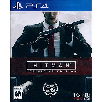 刺客任務 決定版 Hitman Definitive Edition- PS4英文美版